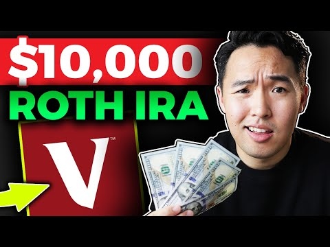 how-to-invest-vanguard-roth-ira-for-beginners-2019-(tax-free-millionaire)
