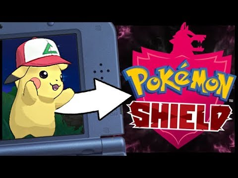 This Is How You'll Transfer Pokemon To Sword And Shield And 4 NEW POKEMON Games! - Pokemon Home