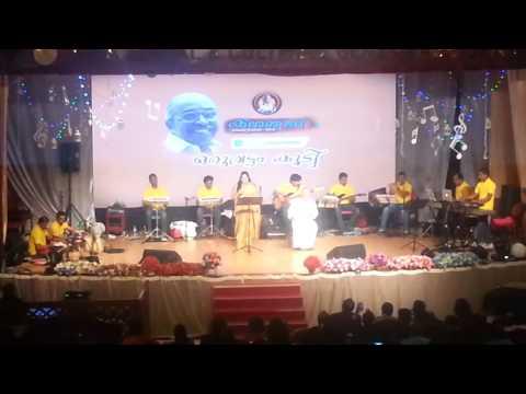 Ponushasinnum neeraduvan by Jayachandran & Chitra