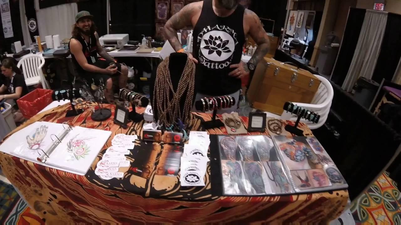 South Florida Tattoo Expo - YouTube