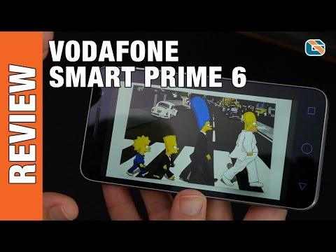 Vodafone Smart Prime 6 Unboxing & Review