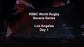 LIVE Los Angeles Sevens English Commentary HSBC World Rugby Sevens Series 2020