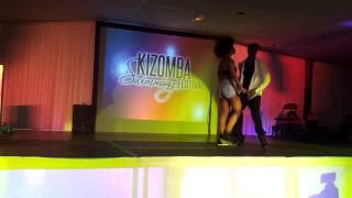 Видео: Mike & Maymouna - Kizomba Swimming Festival 2014