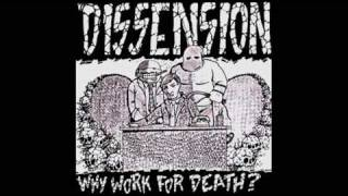 Dissension - Why Work For Death? 1986
