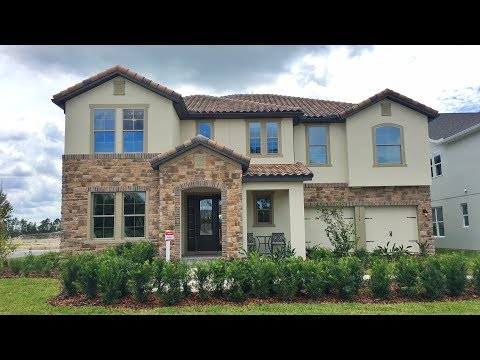 Washington Model,  Windermere Isle by Beazer Homes | New Homes