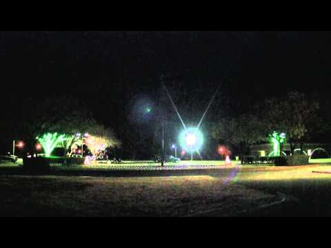 Christmas Lights-Wayland Baptist University-Lubbock Campus