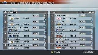 Pro Evolution Soccer 4 - 2004 - Master League AFC Ajax Part 1 (PC)