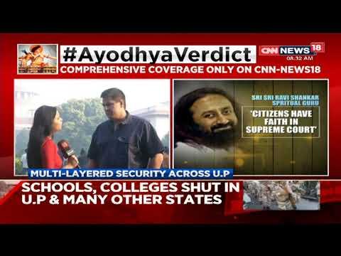 Ayodhya Verdict: Supreme Court Ruling on Ram Mandir-Babri Masjid Title Dispute in One Hour