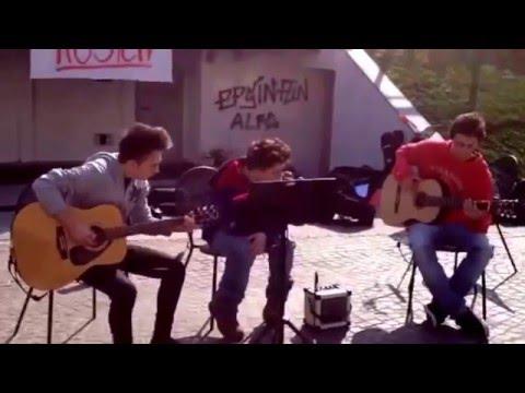 Buona Scuola, sit in del Liceo Musica Zucchi