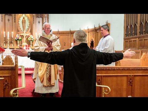 Solemn Profession of Benedictine Vows