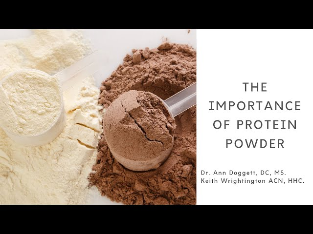 The Best Plant-Based Protein Powder 🌱