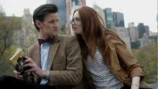 Doctor Who: 'The Angels Take Manhattan' teaser two - Series 7 2012 Episode 5 - BBC One