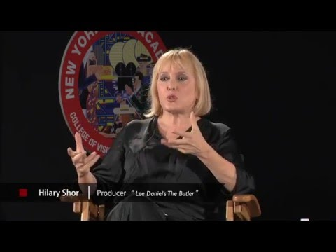 Discussion with Producer Hilary Shor at New York Film Academy