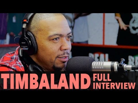 Timbaland on The Future of Music, New Book, Subpac and The Next Phase (Full Interview) | BigBoyTV