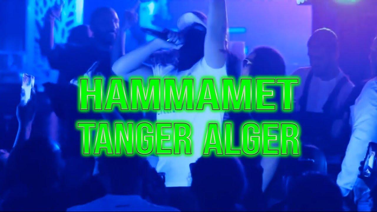 GAMBINO - HAMMAMET TANGER ALGER - (Clip Officiel) // 2019