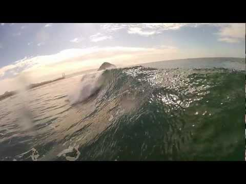 Living Life with Ross - Surfing Morro Bay