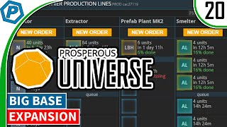 Prosperous Universe | The big expansion. PP2, POL, SME, BMP, and LM | Hindsight Solutions | S2:20
