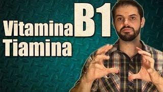 Vitaminas - B1 (Tiamina)