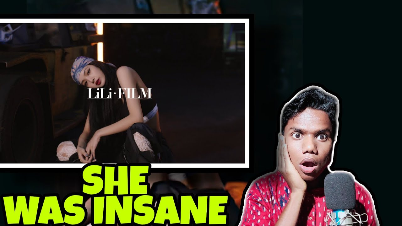 LILI's FILM #4 - LISA Dance Performance Video (REACTION)
