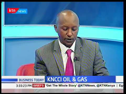 KNCCI has launched the working policy framework towards MSME development in oil & gas counties