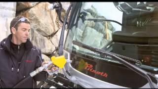 Снегоуплотняющая машина BEAST Prinoth