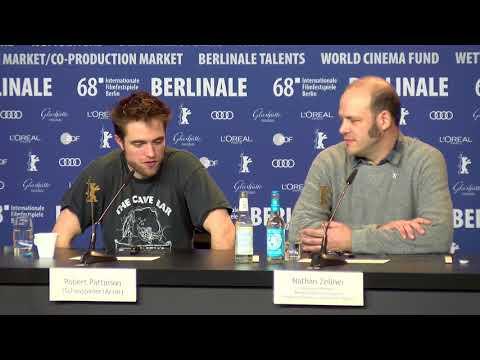 Robert Pattinson on DAMSEL / Berlin Film Festival 2018