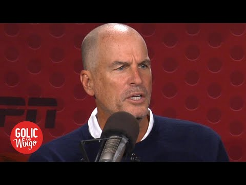 'There Is No Such Thing As A Student-athlete!' - Jay Bilas On The NCAA's New Rules | Golic And Wingo