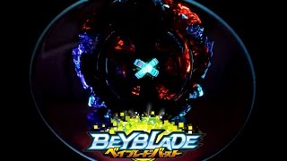TT Beyblade Burst Xeno Xcalibur .M.I Unboxing & test battle