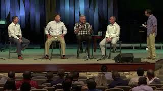 Question and Answer: Referees Embracing Faith 2018