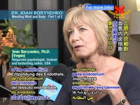 Dr. Joan Borysenko: Mending Mind and Body (1/2)