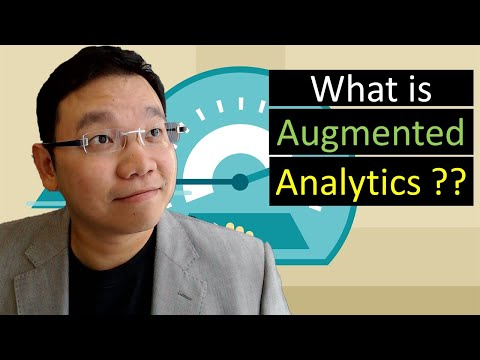 What is Augmented Analytics? Augmented Analytics = AI + Analytics [ What is AI ML introduction]