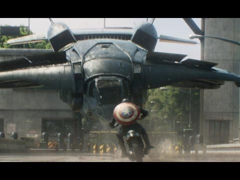 マーベル『キャプテン・アメリカ/ウィンター・ソルジャー』MovieNEX