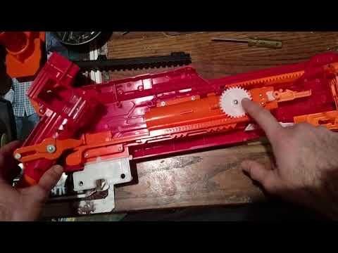 Rival Atlas Internals, Mods, and One Round Firing Demo!