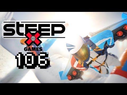 EINFACH SO K.O. - Let's Play Steep X Games Gameplay #106 Deutsch German