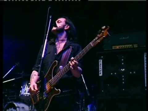 Motörhead - Damage Case (Live At Gampel Wallis 2002)