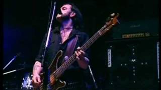 Скачать Motörhead Damage Case Live At Gampel Wallis 2002