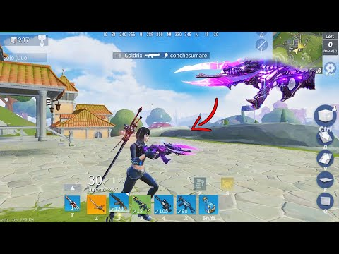 15 KILLS - DRAGON BITE *New Weapon SKin* | CREATIVE DESTRUCTION