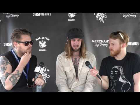 Jera On Air 2017 - While She Sleeps Interview