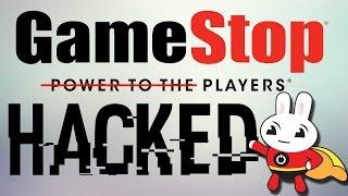 Gamestop Hacked & Hackers Steal Credit Card Investigating Website