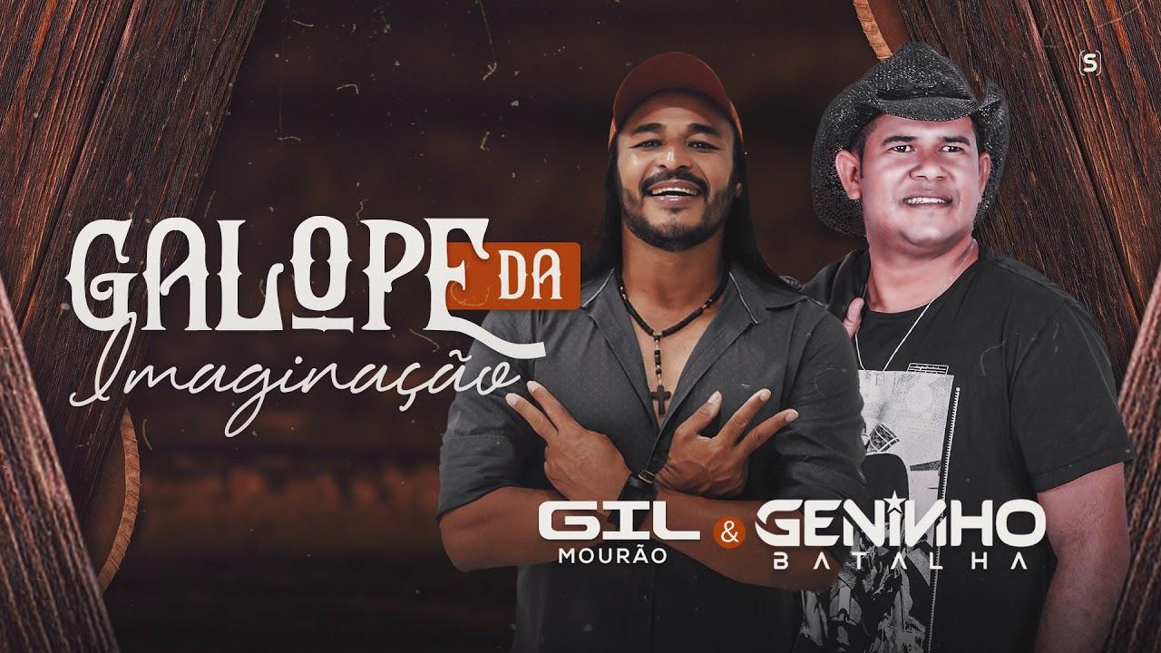 Gil Mourão & Geninho Batalha - Galope da Imaginação