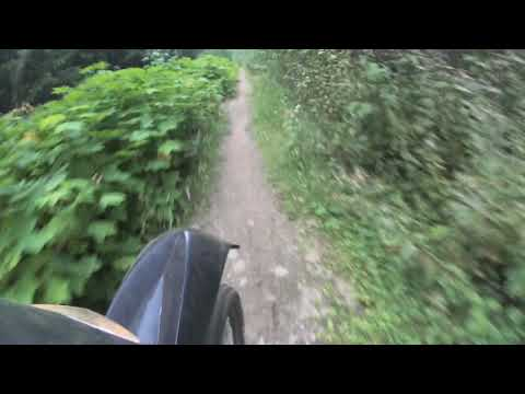 Nelson BC Dirt Biking