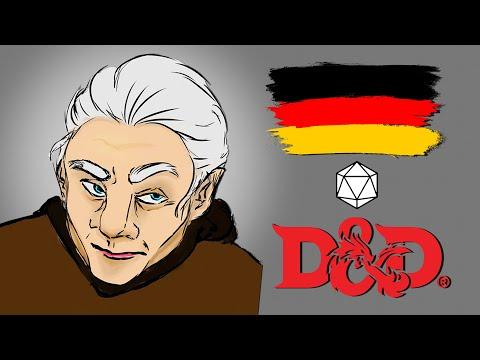 My German DnD Campaign | Dungeons and Dragons 5e auf Deutsch | Get Germanized