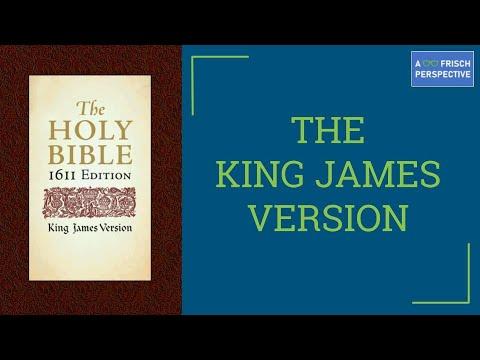 The King James Version (KJV) Bible Translation