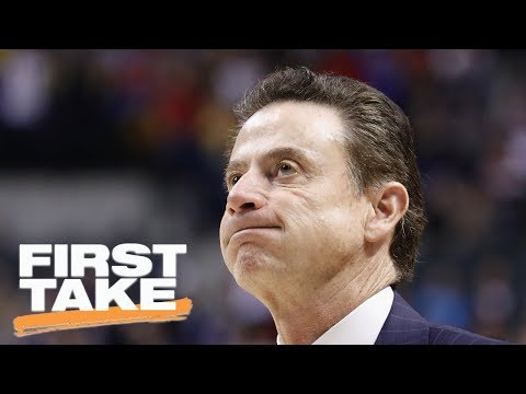 First Take reacts to Rick Pitino out at Louisville | First Take | ESPN