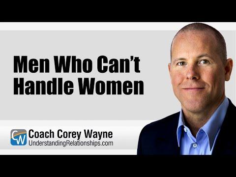 Men Who Can't Handle Women