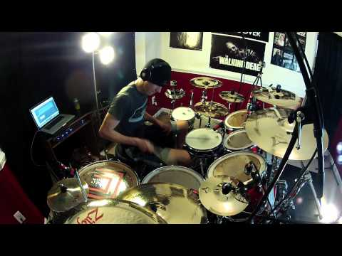 Promises - Drums Only Cover - Nero - Skrillex Remix