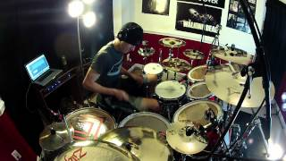 Promises - Drums Only Cover - Nero - Skrillex Remix