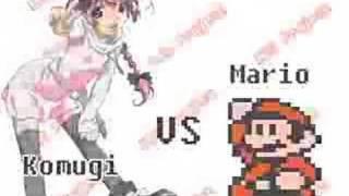 Nurse Witch Komugi-chan - Mario Bros 3 Theme