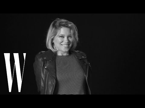 Léa Seydoux Reveals Her Cinematic Crush