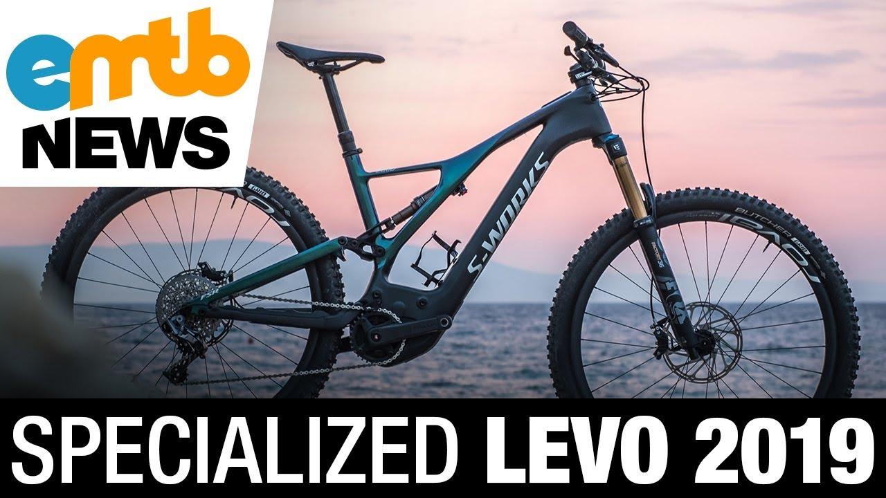 Specialized Turbo Levo 2019 - Vorstellung und alle Infos